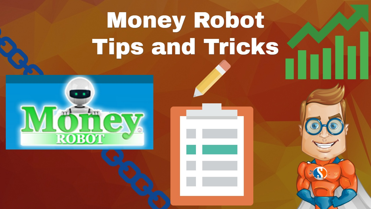 money robot tips and tricks